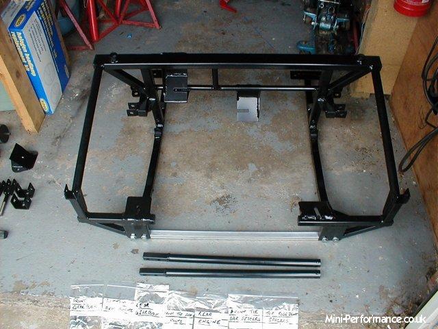 AMT 16V Subframe Conversion  Bodywork